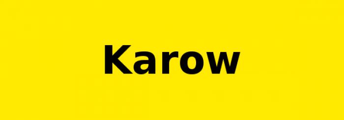 Umzugs-Info Karow