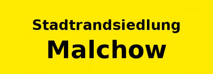 Umzugs-Info Stadtrandsiedlung Malchow
