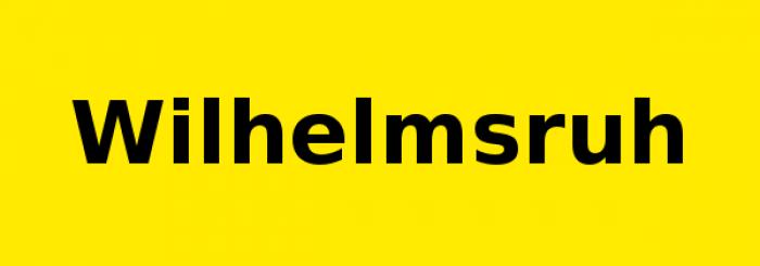 Umzugs-Info Wilhelmsruh