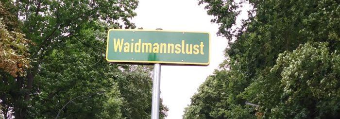 Umzugs-Info Waidmannslust